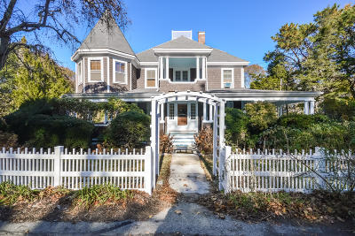 Bourne Single Family Home For Sale: 40 Red Brook Harbor Road