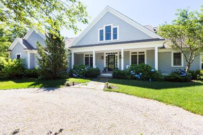 Dennis Single Family Home For Sale: 15 Featherbed Lane