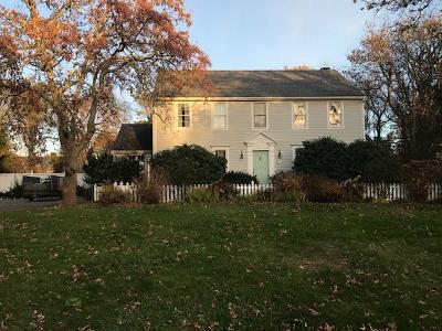 Dennis Single Family Home Contingent: 76 Cedar Hill Road