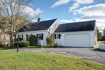 Sandwich Single Family Home For Sale: 34 Town Neck Road