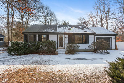 Sandwich Single Family Home Contingent: 42 John Ewer Road