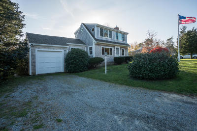 Orleans Single Family Home Contingent: 31 Mill Pond Road