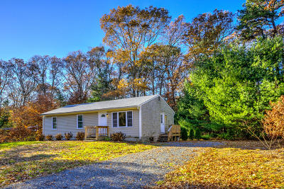 Mashpee Single Family Home For Sale: 32 Radcliffe Road