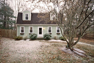 Bourne Single Family Home For Sale: 5 King Arthur Way