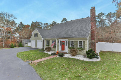 Brewster Single Family Home Contingent: 67 Quasons Path