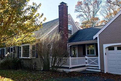 Barnstable Single Family Home For Sale: 142 Bishops Terrace