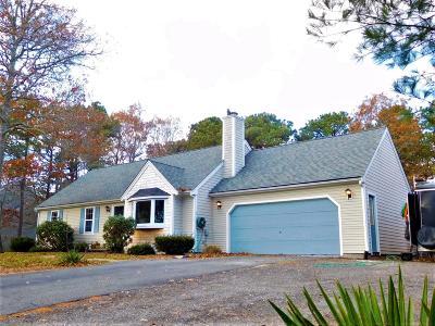 Mashpee Single Family Home For Sale: 24 Sewall Drive