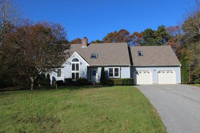 Falmouth Single Family Home For Sale: 83 Frederick B Douglas Road