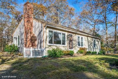 Barnstable Single Family Home For Sale: 44 Able Way