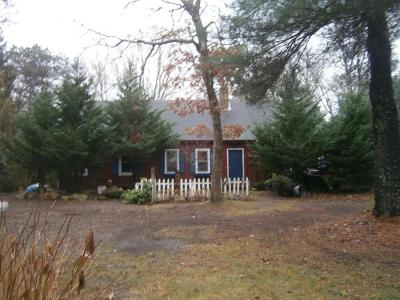 Barnstable Single Family Home For Sale: 621 Lumbert Mill Road