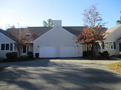 Mashpee Condo/Townhouse For Sale: 13 North Ridge Road #440