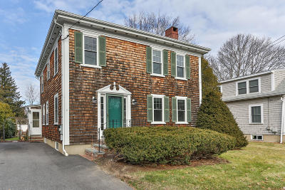 Plymouth MA Single Family Home For Sale: $438,500
