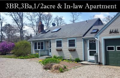 Brewster Single Family Home Active W/Contingency: 27 Beach Rose Lane