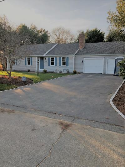 Chatham Single Family Home For Sale: 77 Sachemas Way