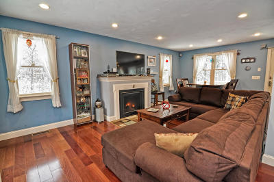 Brewster Single Family Home For Sale: 257 Clay Hole Road