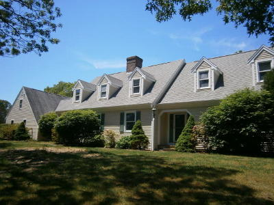 Falmouth Single Family Home For Sale: 46 Wheelhouse Circle
