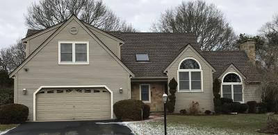 Falmouth Single Family Home For Sale: Lot 6 Faith's Way