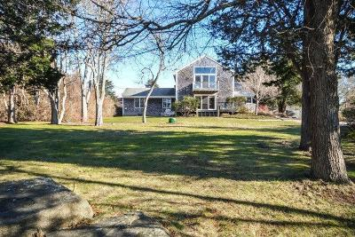Falmouth Single Family Home Contingent: 10 Quahog Pond Lane