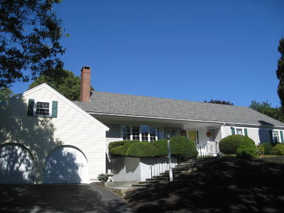 Barnstable Single Family Home For Sale: 57 Curry Lane