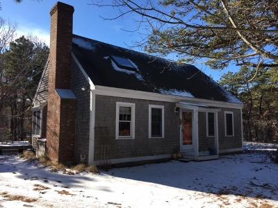 Truro Single Family Home For Sale: 4 Highview Lane