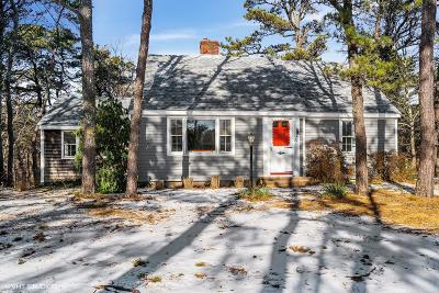 Single Family Home Sold: 50 Pilgrim Spring Road