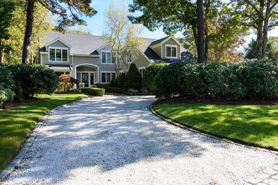 Mashpee Single Family Home For Sale: 33 The Heights