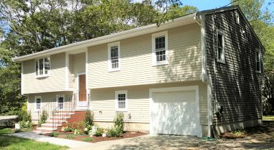 Falmouth Single Family Home For Sale: 1329 Sandwich Road