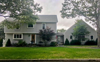 Yarmouth Single Family Home For Sale: 61 Grouse Lane