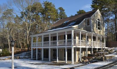 Sandwich Single Family Home For Sale: 34 Great Hill Road