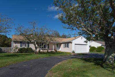 Falmouth MA Single Family Home For Sale: $419,000