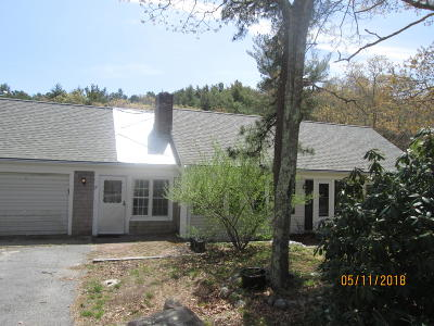 Bourne Single Family Home For Sale: 17 Hilltop Drive
