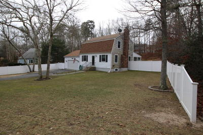 Sandwich Single Family Home For Sale: 19 Meredith Road