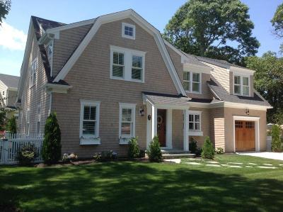Barnstable Single Family Home For Sale: 101 Hollingsworth Road
