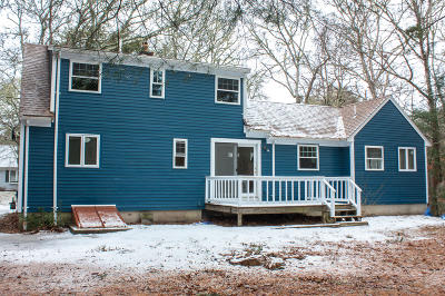 Falmouth Single Family Home For Sale: 20 Cliffwood Lane