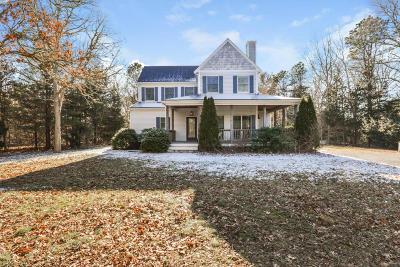 Falmouth Single Family Home For Sale: 177 Homestead Lane