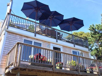Provincetown Condo/Townhouse Contingent: 4 Willow Drive #4