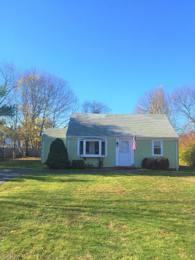Falmouth Single Family Home For Sale: 24 Vidal Avenue
