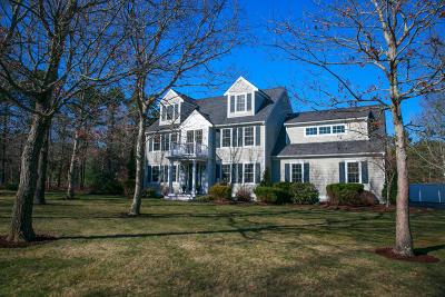 Mashpee Single Family Home For Sale: 1 Anthonys Way
