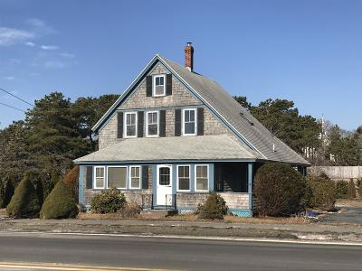 Chatham Single Family Home For Sale: 2350 Main Street