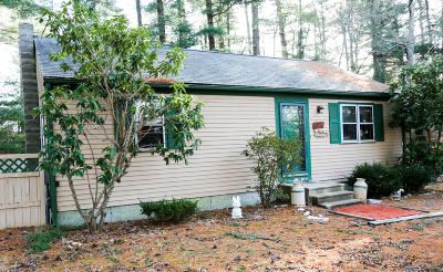 Mashpee Single Family Home For Sale: 29 Tri-Town Circle