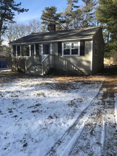 Barnstable Single Family Home For Sale: 304 Poponessett Road