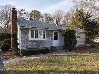 Falmouth Single Family Home For Sale: 169 Heritage Circle