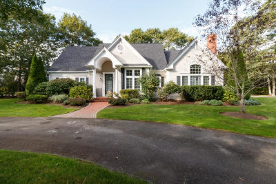 Sandwich Single Family Home For Sale: 1 Groundcover Lane