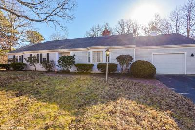 Yarmouth Single Family Home For Sale: 223 Great Western Road