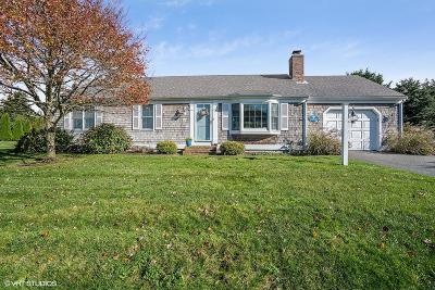 Chatham Single Family Home Contingent: 20 Rumson Way