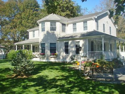 Barnstable Single Family Home For Sale: 50 River Road