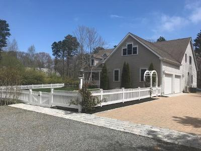 Barnstable Single Family Home For Sale: 86 Cobble Stone Road