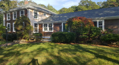 Bourne Single Family Home For Sale: 93 County Road
