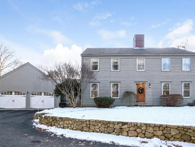 Sandwich Single Family Home For Sale: 11 Madison Drive