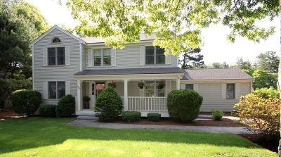 Falmouth Single Family Home For Sale: 102 Fox Run Lane